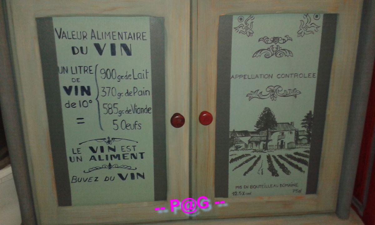 Un décor pour fêter le vin ! Domaine viticole